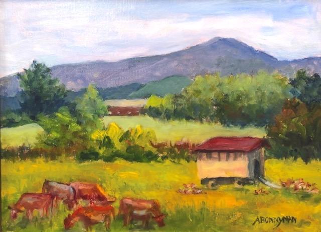 Mountain-Pasture