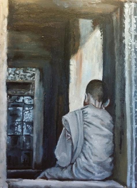 Buddist-Monk
