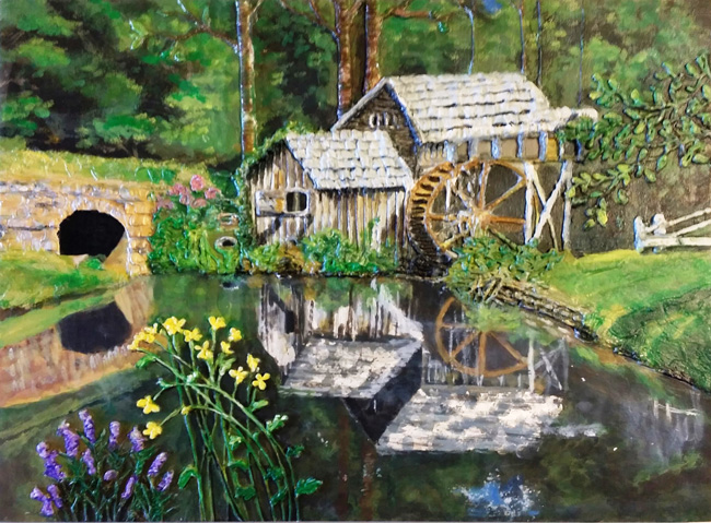 Mabry-Mill-painting